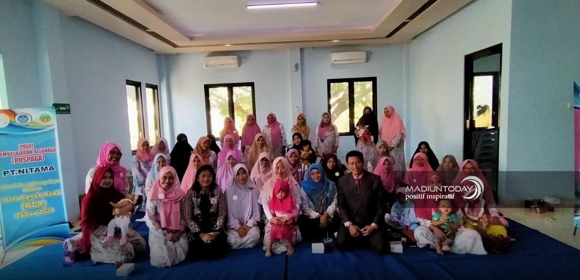 Dukung Kota Layak Anak, PT Nitama Gandeng Dinsos Kembangkan PUSPAGA
