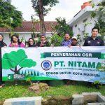 Penyerahan CSR untuk Kota Madiun