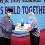 Peringati Hari Buruh Internasional, Walikota Madiun Harap Semua Buruh Semakin Sejahtera